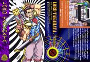 Takahata Zaibatsu Card