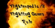 Fighterpedia 13 Fighting Games Rule