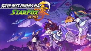 Star Fox Zero Title