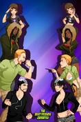 The Zaibatsu Shadow People