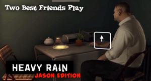 Heavy Rain Jason Edition