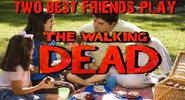 The Walking Dead Title Card 2