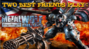Metal wolf chaos bloopers