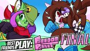 Freedom Planet Final