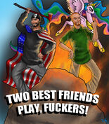 Two best friends play motherfuckers by izzy9-d66sb3t