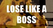 Fighterpedia 13 Lose Like a Boss