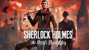 Sherlock Devil's Daughter Title