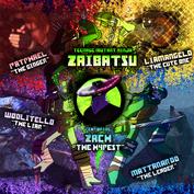Teenage mutant ninja zaibatsu by zmanonymous-d7tajs8