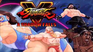 SFV Shadow Falls Title