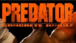 Predator- Concrete Jungle