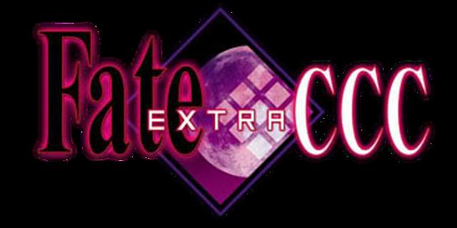File:Fate Extra CCC original logo.png