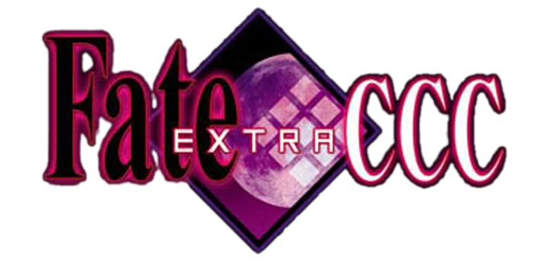 Fate Extra Ccc Old Logo