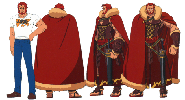 File:Rider ufotable Fate Zero Character Sheet 1.png