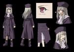 Illya studio deen character sheet