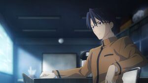 Issei in Fate Stay night animejpg