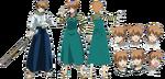 Taiga Fujimura Carnival Phantasm character sheet