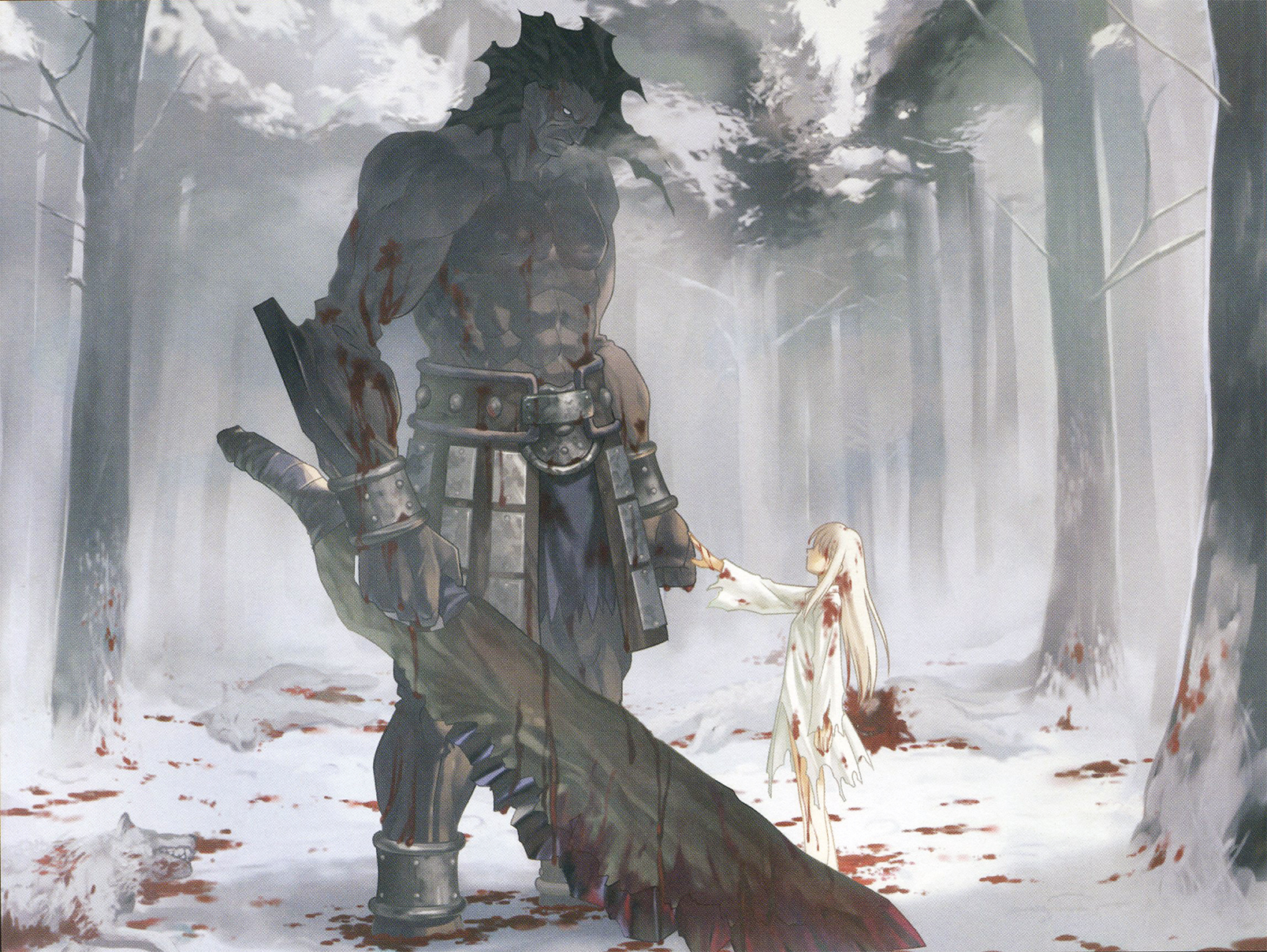 Image result for fate servants berserker