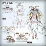 A1 character sheet Mephistopheles