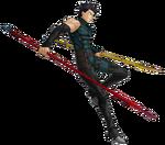 Lancer Ryuji Higurashi cut in