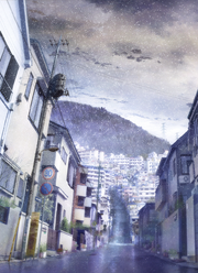 Misaki town Mahoyo
