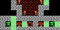 Dungeon Solution for Ultima V