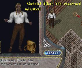 Gabriel piete