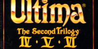 Ultima Trilogy IV V VI