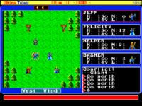 Ultima III FM-Towns(2)