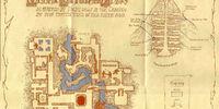 Ultima Underworld I Map