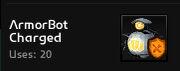 Armour bot