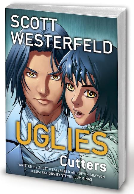 Cutters Manga Uglies Wiki Fandom Powered By Wikia