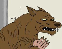 Werewolf Matthew Thornton