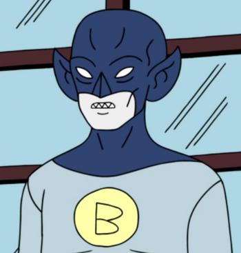 <center>Batperson</center>