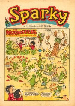 Sparky 114 1967