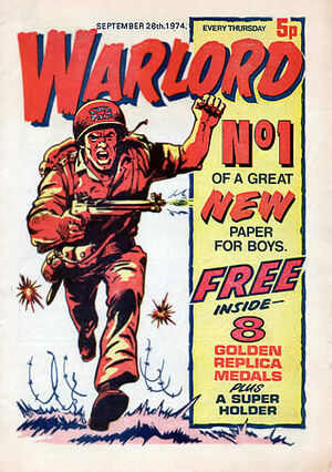 Warlord issue1