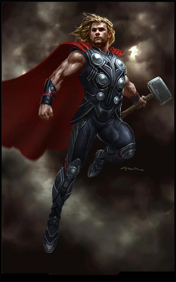 Thor | Ultimate Marvel Cinematic Universe Wikia | FANDOM ...