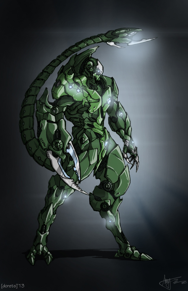 Scorpion | Ultimate Marvel Cinematic Universe Wikia ...