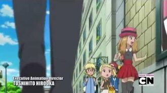 Pokémon The Series XY (2° Season) Opening Credits - Fanmade HD STEREO