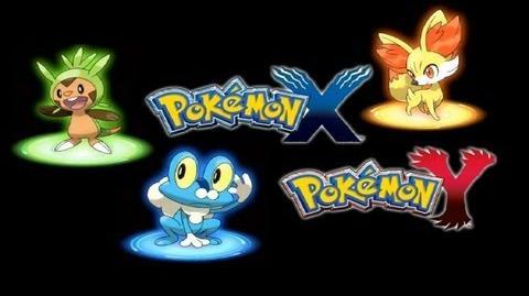Pokemon X and Pokemon Y Kalos Region Elite 4 Official Theme Extended!-0