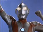 Ultraman Type C look closely