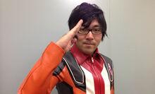 Yuki Ono UPG cosplay