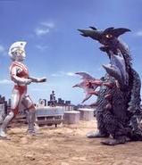 Garan v Ultraman Ace I