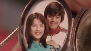 Hikari with Tsubasa