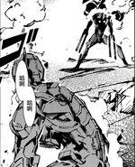 Manga Baltan Confront