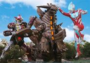 Team Ginga v Super Grand King