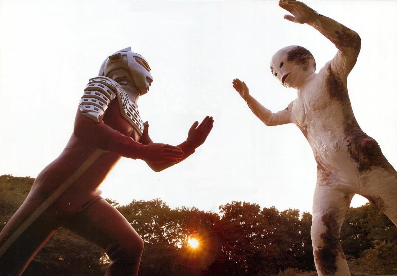 Image Ultraseven Vs Alien Spell Jpg Ultraman Wiki