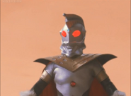 Ultraman King introduces himself with Hikari
