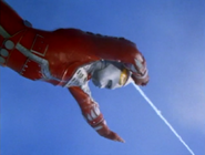 Robot Ultraseven Emerium Ray