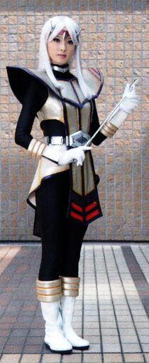 Commander Harlan