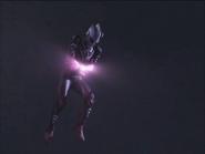 Mephisto charging his beam